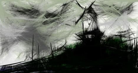 Windmill by KaterinaKapa