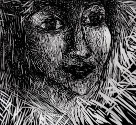 Portrait I by KaterinaKapa