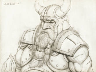 Dwarf King by Kimsuyeong81