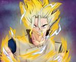 Senku + Goku