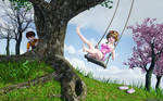 The Swing by Swawa3D