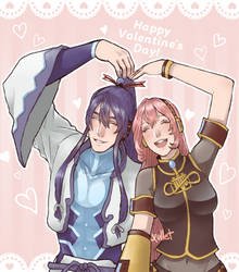 Happy Valentine's day. by xullet
