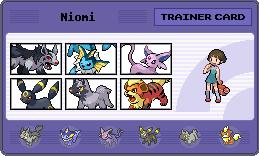 My trainer card XD by gingadensetsuweed5
