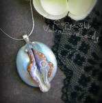 Butterfly- Genus Abi Rose, Vulva Necklace