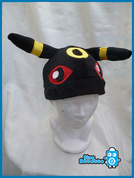 Umbreon Hat by BlueRobotto