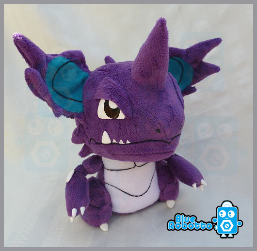 Nidoking by BlueRobotto