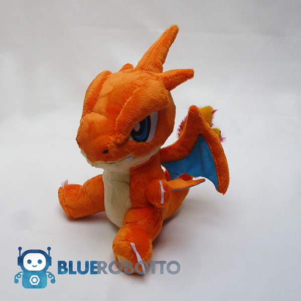 Mega Charizard Y by BlueRobotto