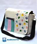 Animal Crossing messenger bag