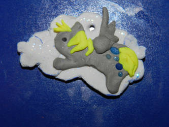 Derpy Hooves Charm by spot1the2dog3
