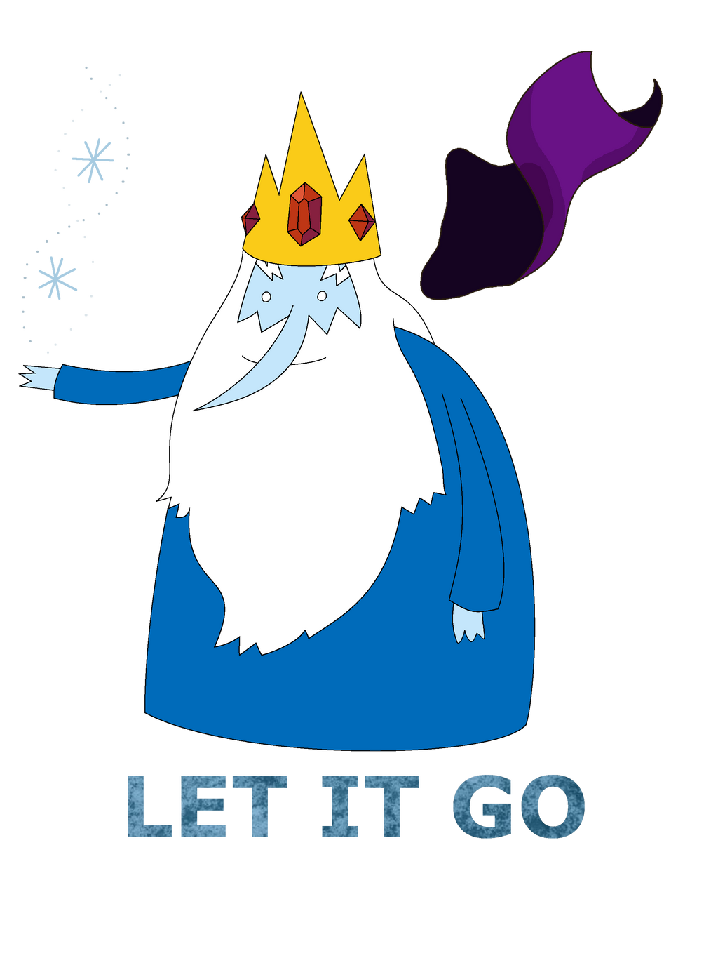 Ice King by spot1the2dog3
