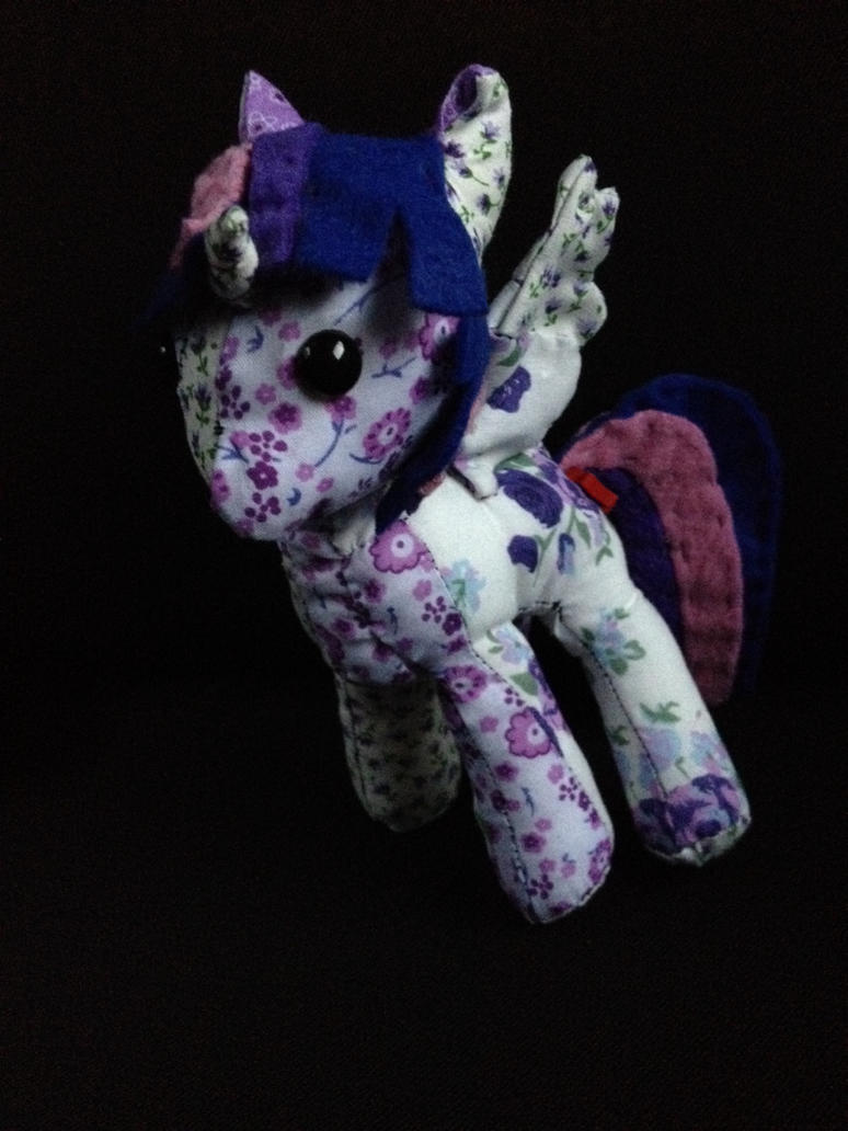 patchwork twilight sparkle 2 by spot1the2dog3