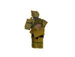 DIO and The World in Blender RBX