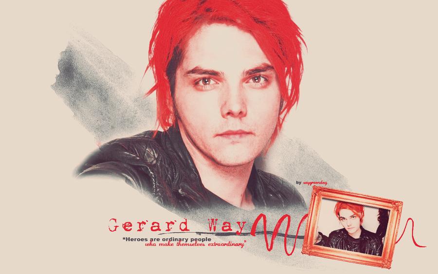 Gerard Way wallpaper 045 by saygreenday
