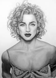 Madonna 90's by EdilsonR74