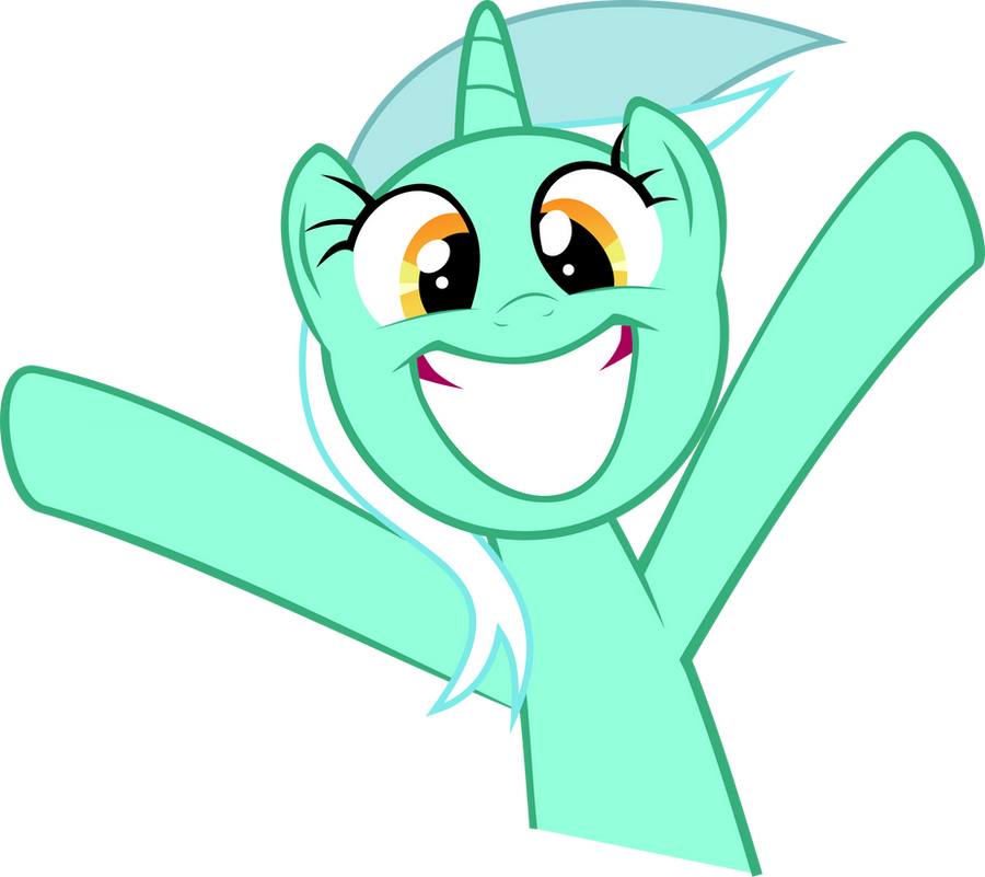Surprise! It's Lyra! by AlmostFictional