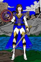 Lady Tempus (Civilian Name: Cordelia Winthrop) by 7Swords7Lives
