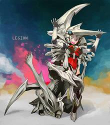 legion by urasato