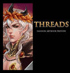 Threads Artbook preview