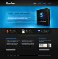 Silicon App WP Theme by ThemeFuse
