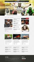 Sportedge WordPress Theme