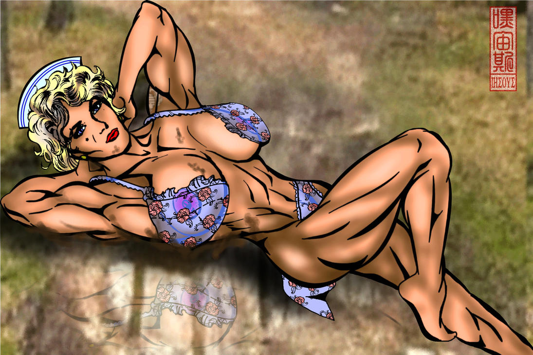 Would You Lay With Me (In a Field of Stone) II by IHCOYC