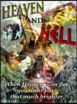 Heaven and Hell Mission Architect poster by IHCOYC