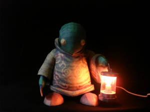 FFX-2 Tonberry Lamp