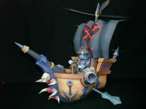 Kingdom Hearts: The Battleship