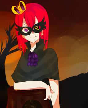 Pyrix at the Halloween Bash