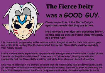 The Totally Real Truth About the Fierce Deity