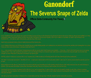 EXTREMELY DEEP Zelda Lore