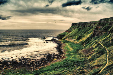 Giants Causeway by mario-draco