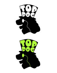 Top Dog final logo by Channy