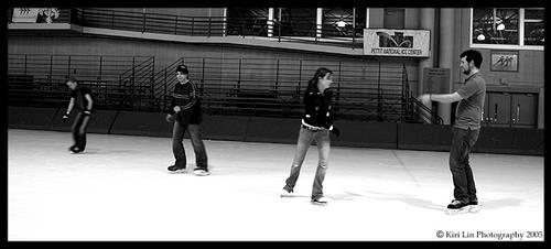 Milwaukee Ice Troupe 2005