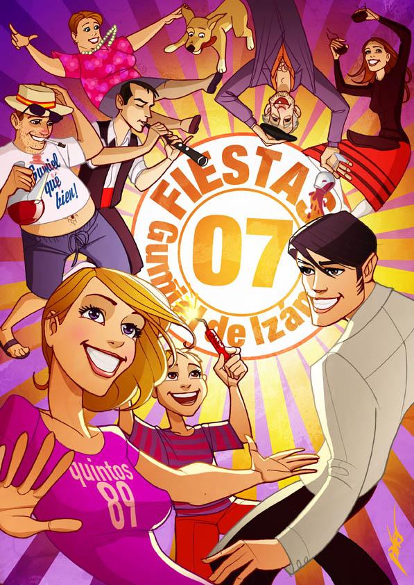 Illustration by Javier Alcalde