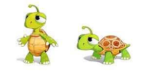 Planet51 Turtle
