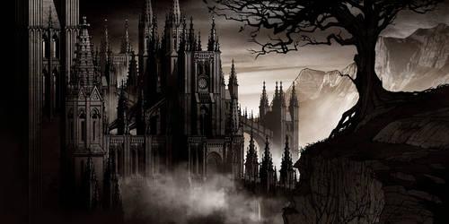 Castlevania Scene 5.2 by javieralcalde
