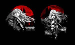 Alucard (for T-shirt)