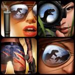 Jurassic Hunter Icons.