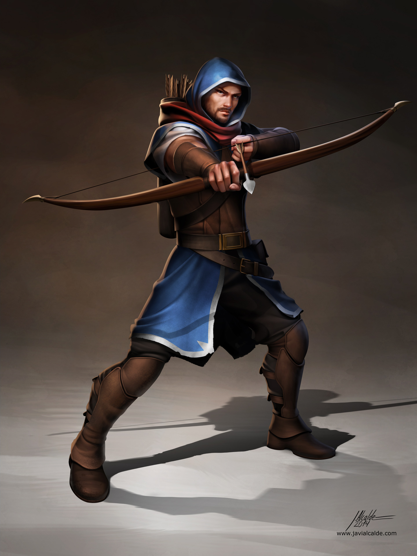 Archer. by javieralcalde