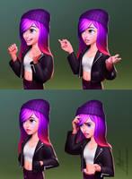 Characters Jennifer Expressions