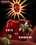Lea vs Xoder Cover by Nubicat