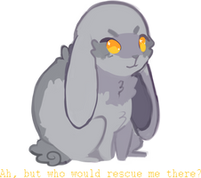 Graybun by simpleoddities