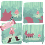 Lil Red Wolf Page 2