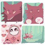 Lil Red Wolf Page 3