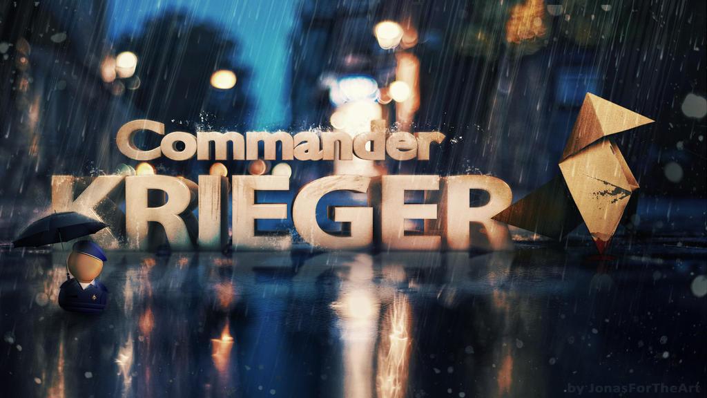 Commander Krieger