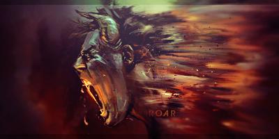 Roar by nenon3n3k