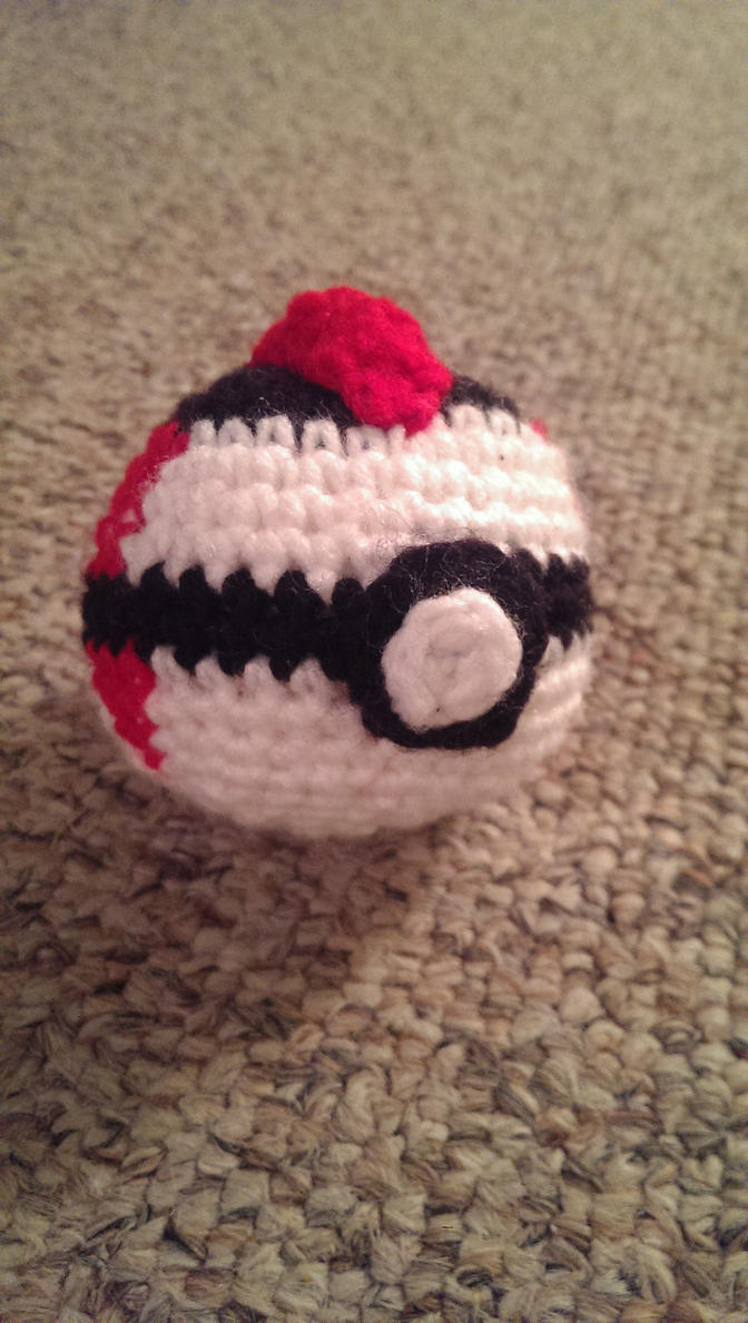 Timer Ball Amigurumi by Wykked-As-Syn on DeviantArt
