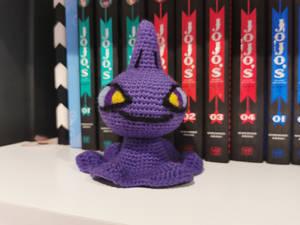 Shuppet Amigurumi/Crochet Statue