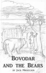 Bovodar and the Bears novel cover sketch by FireFiriel